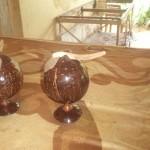 Amla Coconut Shell Creation