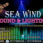 SEA WIND SOUNDS & LIGHTING
